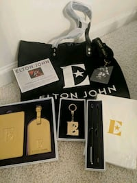 Elton John Farewell Tour Merch Pack