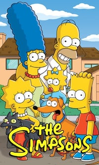 The Simpsons, Family Guy and Futurama DVD Sets