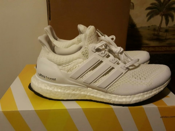 Used Adidas Ultra boost 1.0 size 7 for sale in Boston - letgo 484b147dc