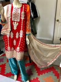 Brand new kashee designer dress  Jersey City, 07305
