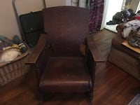 Antique wooden rocker. Click on my profile to see other listings Clearwater, 33756