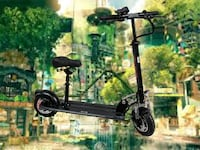 Electric Scooter, 48V, 18AH Lithium Battery - New16 New York