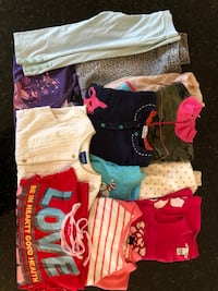 Girls size 7 clothing lot clothes