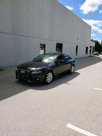 2011 Audi A4 2.0T AWD / 12mth Warranty + Certified Vaughan