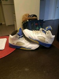 Jordan 5 Retro GS Laney
