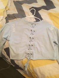 (front is last pic) blue new york forever 21 shirt Laguna Niguel, 92677