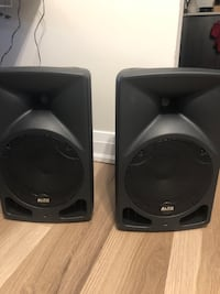Alto pro 10 inch  powered loud speakers Mississauga, L5N 2W7