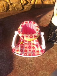 Infant seat infant chair