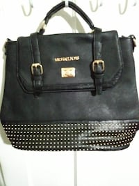 black leather Michael Kors hand bag Hartford, 06114