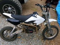 white and black pit bike West Kelowna, V4T 2Z6