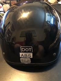 Like New --Motorcycle Helmet , with Quick Release  DOT 3 ABS Ottawa, K1Z 6E9