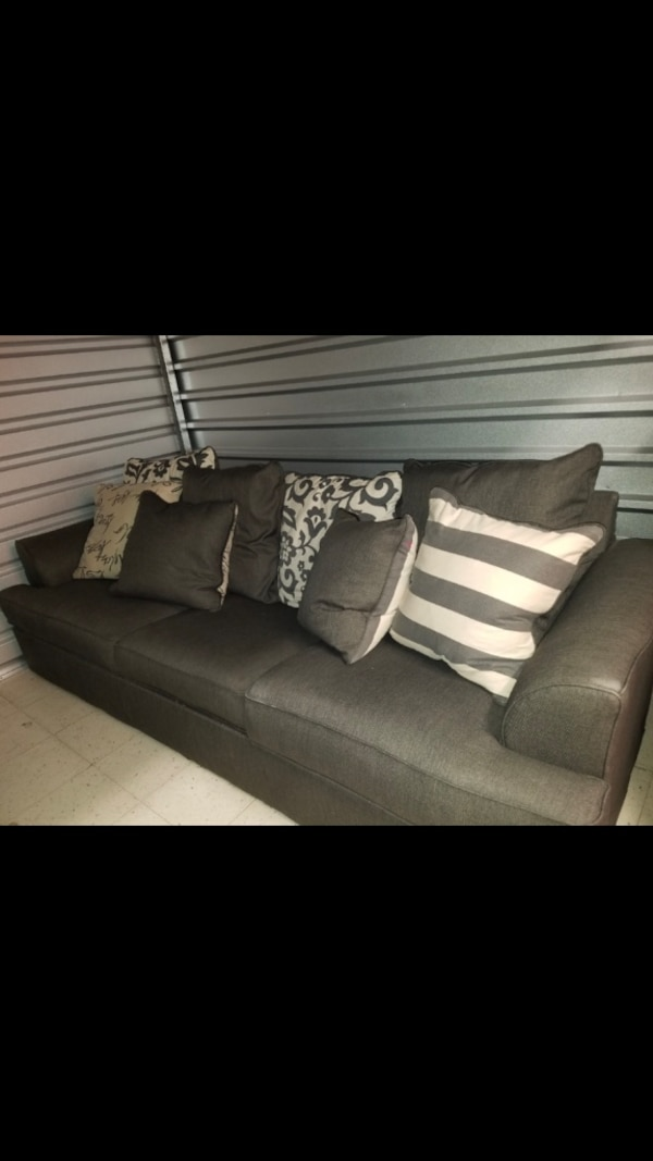 Super Lightly Used Levon Sofa From Ashley Need To Sell Asap Lamtechconsult Wood Chair Design Ideas Lamtechconsultcom