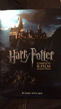 Harry Potter complete film collection North Charleston, 29485