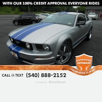 2007 Ford Mustang GT Premium Stafford, 22554