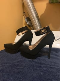 Charlotte Russe black shoes size 9  Jessup, 20794