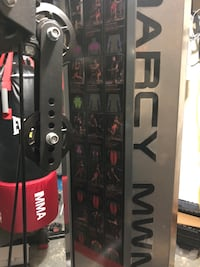 Home gym multi function