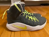 Custom Nike Hyperdunk basketball shoes