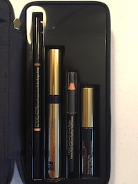 Brand new Estée Lauder mascara, mascara primer, eye pencil and eyebrow pencil with case $20 Fairfax, 22032