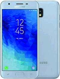 Samsung j3 2018 blue android