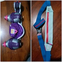 Gift for Hikers/Runners - Two Nathan Waistpacks - Never Used Hershey
