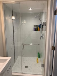 **ATTENTION ALL CONTRACTORS** FRAMELESS GLASS SHOWER DOOR Toronto