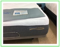 Cool Gel Foam King Mattress, SILVERSPRING