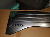 F150 KING RANCH PLAQUE (TAILGATE) Paterson
