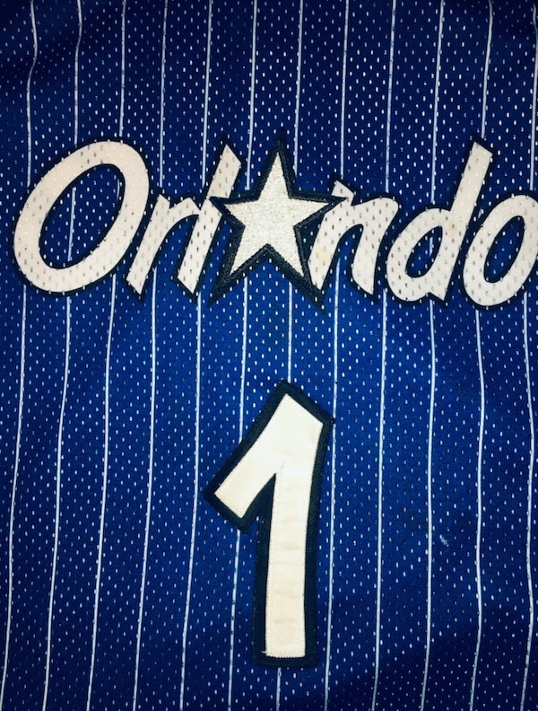 quality design d7d5e 6a90d Vintage 90s Authentic Anfernee Penny Hardaway Orlando Magic Jersey
