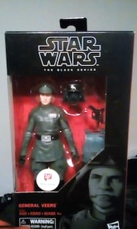Star wars black series general Veers Virginia Beach, 23464
