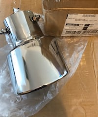 Tail Pipe exten' 21/2 inch New Camden