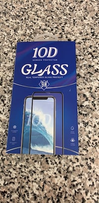 iPhone XS Max full tempered glass  540 km