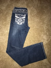 Rue 21 jeans size 7/8 Dallas, 30132