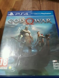 Ps4 God Of War 8418 km