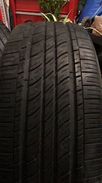 "Michelin 205 55 16"" tire for sale 550 km"