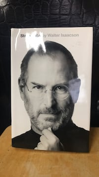 Steve Jobs by Walter Isaacson Mission Viejo, 92692
