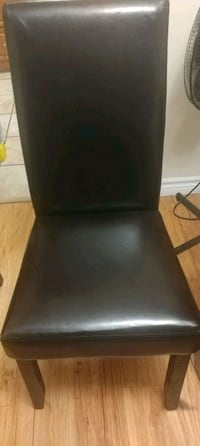 3 Leather Chairs. Guelph