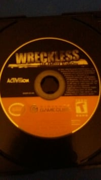 WRECKLESS The Yakuza Missions (Nintendo GameCube)  Lewisville, 75067