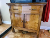 brown wooden cabinet with drawer Vaughan, L4J 8T9