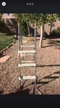 Used above ground pool equipment(pool not included ) Albuquerque, 87105