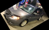 2009 Mazda3 Blue Grey V. Good Condition // AS IS for Quick Sale Ottawa, K1V