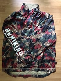 ADIDAS ORIGINALS PHARRELL WILLIAMS HU ANORAK - MEN'S :) 6248 km