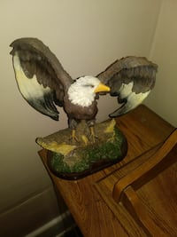 Large eagle statue  Erie, 16507
