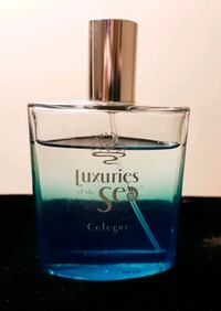 Fragrant Luxuries Of The Sea Cologne!