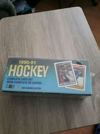 90-91 0-pee-chee hockey set factory sealed  Hamilton, L8H 4A7