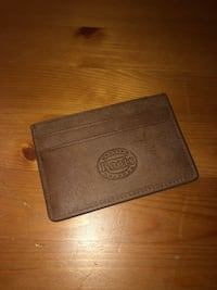 Roots card case/wallet