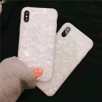 White iphone X case New York, 10128