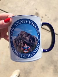 Boy Scout coffee cup Peoria, 85345