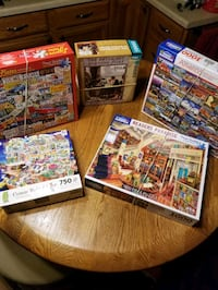 Puzzle bundle 20 for 5 or $5 each