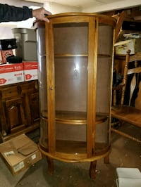 Solid wood hutch St. Louis, 63123