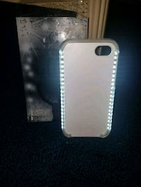 Dimmable selfie light case ll for IP7 Florence, 39073